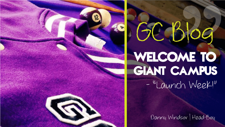 Welcome to Giant Campus