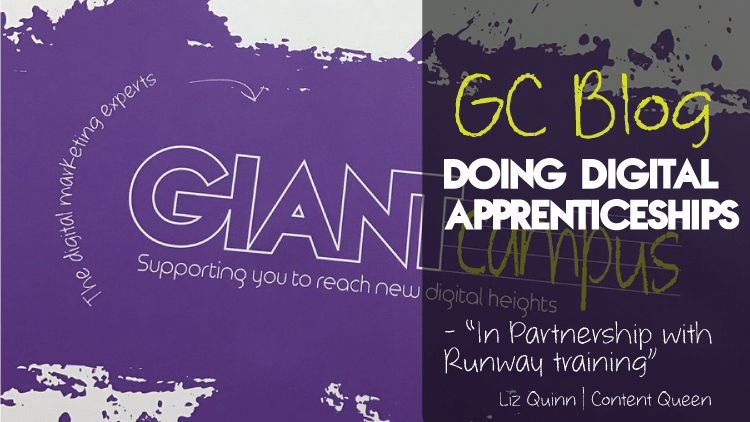 Giant Campus announces new digital marketing apprenticeships