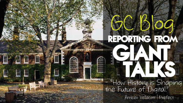 Giant Talks – How History is Shaping The Future of Digital Marketing