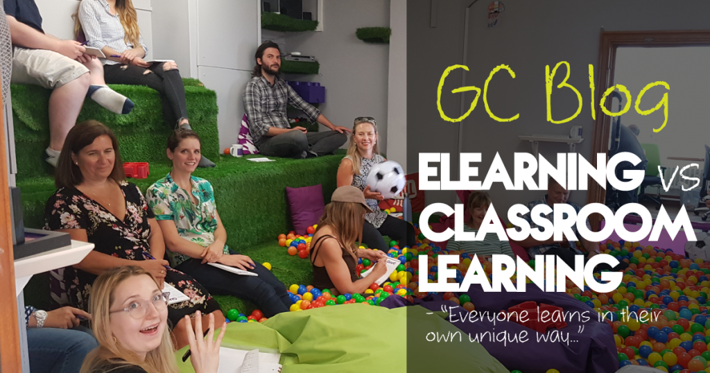 Elearning vs Classroom based learning